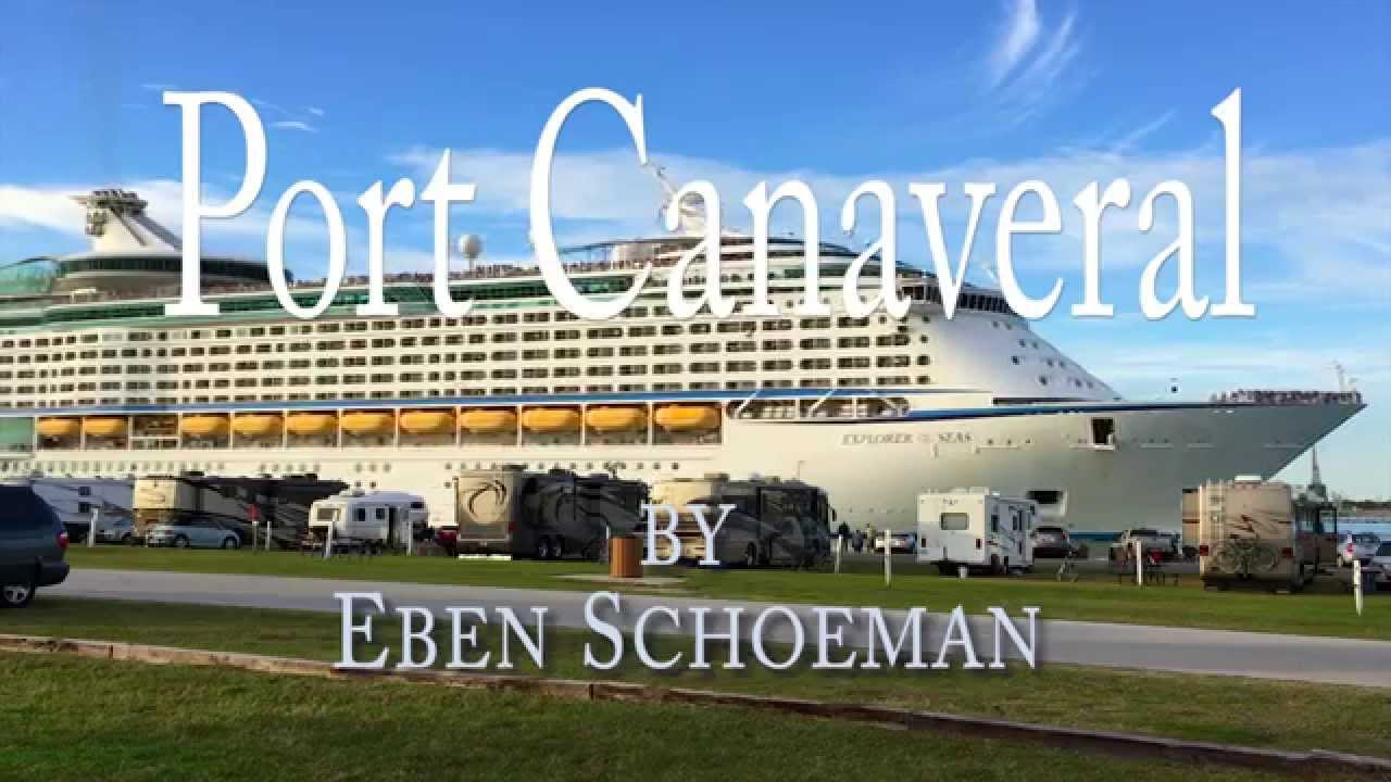 Cruise Port Canaveral Melbourne Airport Arrival And Port - Melbourne cruise ship terminal map