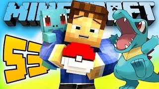 HAPPY TO SEE TOTODILE! (Minecraft Pixelmon 2.5: Pokémon Mod Episode 53)