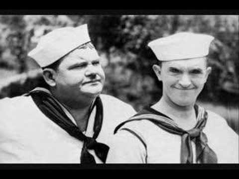 Laurel and Hardy tribute