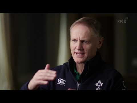 Joe Schmidt sits down with Michael Corcoran | Ireland v Argentina Live