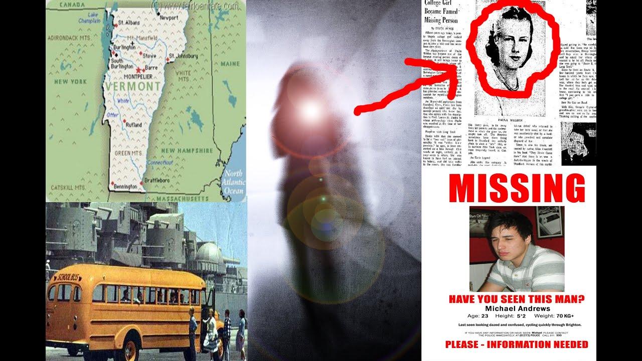 Personas desaparecidas de forma inexplicable y perturbadora top de casos reales youtube - Casos de alcoholismo reales ...
