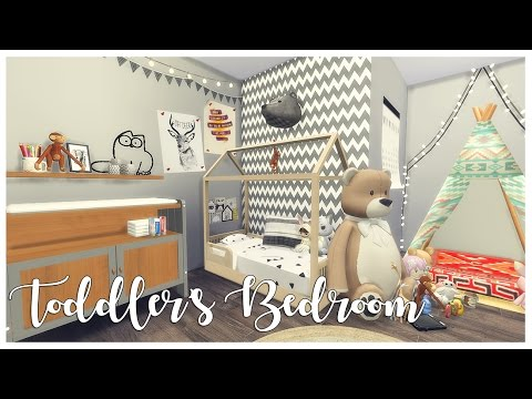 The Sims 4 Room Build Toddler S Bedroom Download