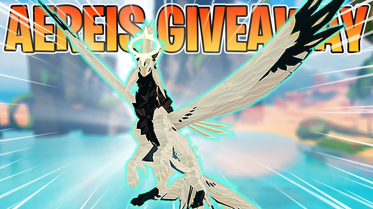 Download I Am GIVING AWAY A *AEREIS* In ROBLOX Creatures Of Sonaria!! (YouTuber creature)