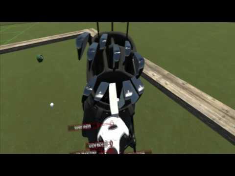 The Golf Club VR Gameplay / HTC VIVE / Lakeside Mini Golf - 9 Hole