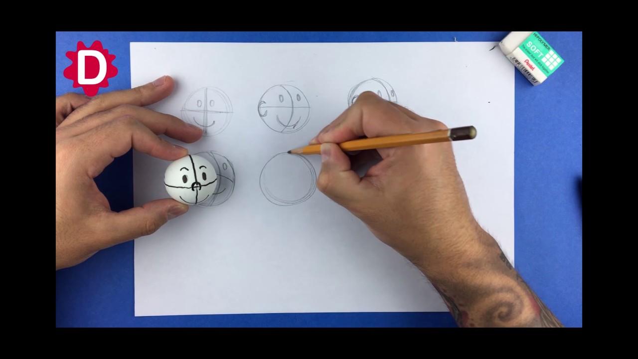 Google Desenhar Rosto: Como Desenhar Cabeça E Rosto De Personagem 3D