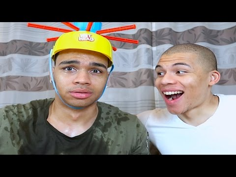 WET HEAD CHALLENGE !!! | PrankBrosTV