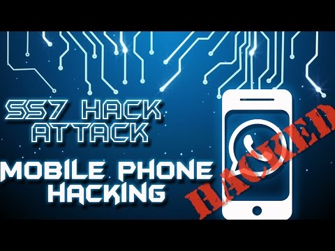 SS7 Hack attack Explained | Mobile phone Hacking