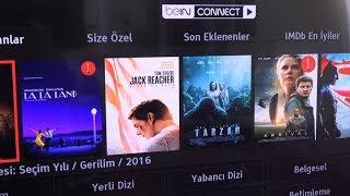 Digiturk beIN CONNECT incelemesi  Digiturk abonelerine ücretsiz dizi-film arşivi