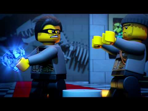 Museum Heist  - LEGO City - Mini Movie