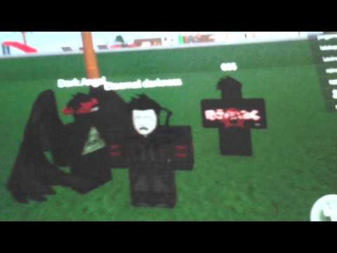 Darkness group in roblox