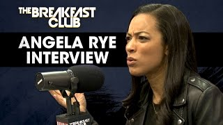 Angela Rye Speaks On ISIS Taunting Trump, Bill O'Reilly's Harassment Suit, Maxine Waters & More