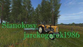 Jarekogarek1986 - Sianokosy piosenka | Farming Simulator 2017 Przeróbka