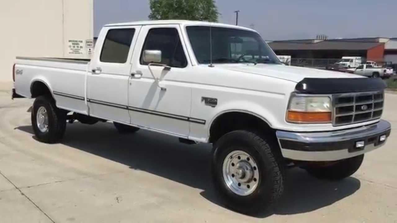 7 3 powerstroke for sale www diesel deals com 1996 ford f350 [ 1280 x 720 Pixel ]