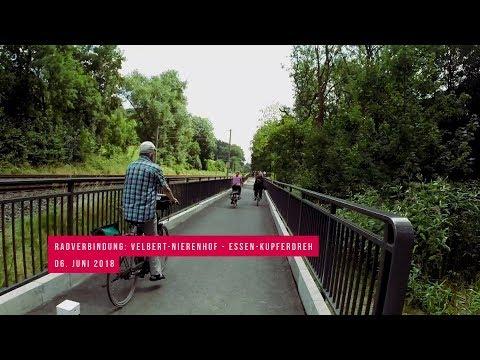 Radverbindung Velbert-Nierenhof - Essen-Kupferdreh