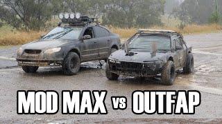 homepage tile video photo for LS1 Nissan Silvia vs Subaru OutFap [OFFROAD CHALLENGE]