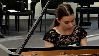 Steinway Piano Competition 2019 - STROBEL CLARA - CAT 3