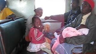 Zimbabwe national railways, Cabin