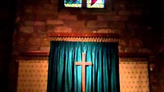 Chapel St Machar's Cathedral Aberdeen Scotland