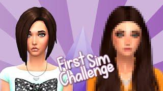 سيمز 4 إنشاء Sim | أول Sim التحدي