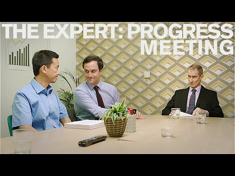 The Expert: Progress
