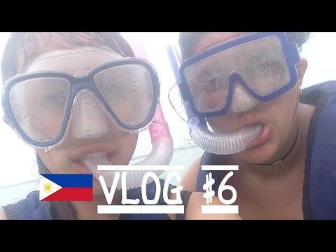 SNORKELING IN CEBU! // Holiday Vlog #6