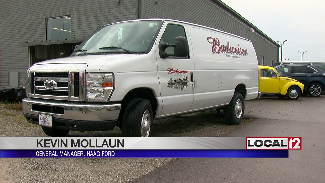 Police search for dealership thieves who stole van to load up ...