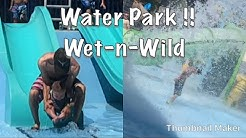 Wet-N-Wild | Water Park!!!! |El paso TX | MIGHTY FIVE FAMILY|