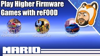 How to Play Higher Firmware PS Vita Games with reF00D!