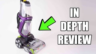 Bissell ProHeat 2X Revolution Pet Pro Carpet Cleaner 1986 REVIEW