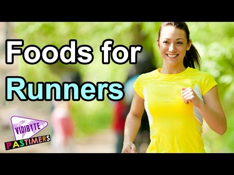 Top 7 Best Foods for Runners || Healthy Food Tips