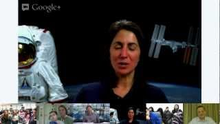 NASA Long-Distance Google+ Hangout to Connect with Space Station