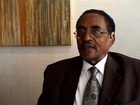 Meet the Speakers: Dr  Tewolde Berhan Gebre Egziabher