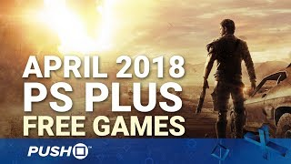 Free Ps Plus Games Announced: April 2018 | Ps4, Ps3, Vita | Full Playstation Plus Lineup