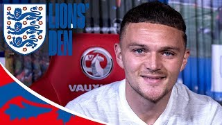 Trippier: We've been working so hard to make history! | Lions' Den Twenty Seven | World Cup 2018