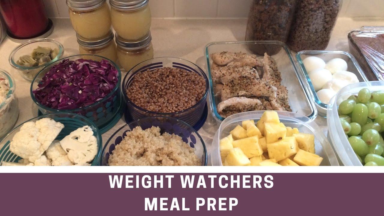 Weight Watchers Prepared Meals