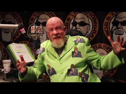 Bob and the Showgram - Bob Gives Don Cherry A Piece of His Mind - We ARE a Bunch Of Jerks