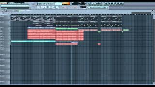 JETFIRE & Happy Enemies - Brazil FL Studio Remake (FLP)