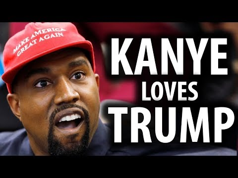 Kanye Goes Pro-Trump Again for 2019 Mp3
