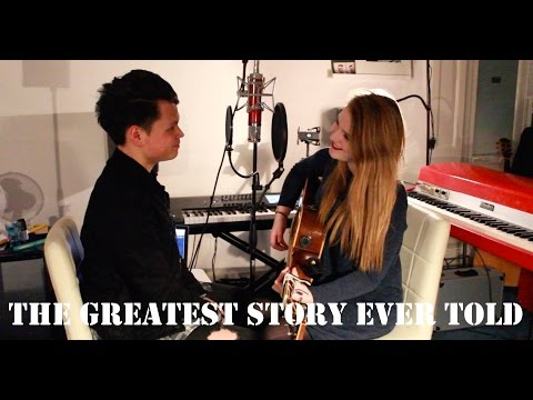 The Greatest Story Ever Told - Oliver James Cover ft. Marvin Timothy