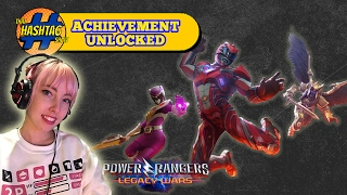 Power Rangers Legendary Wars Adds New Rangers & more Gaming News | That Hashtag Show