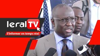 """Moukhamadou Makhtar Cissé : """"Le prix de l'électricité ne peut pas baisser actuellement au Sénégal"""""""