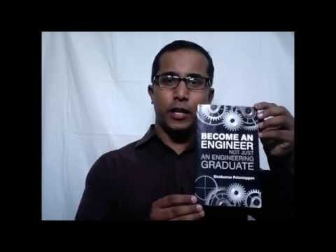 Become an Engineer, Not Just an Engineering Graduate - Book Video