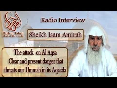 Radio Interview Isam Amirah The Attack  on Al Aqsa