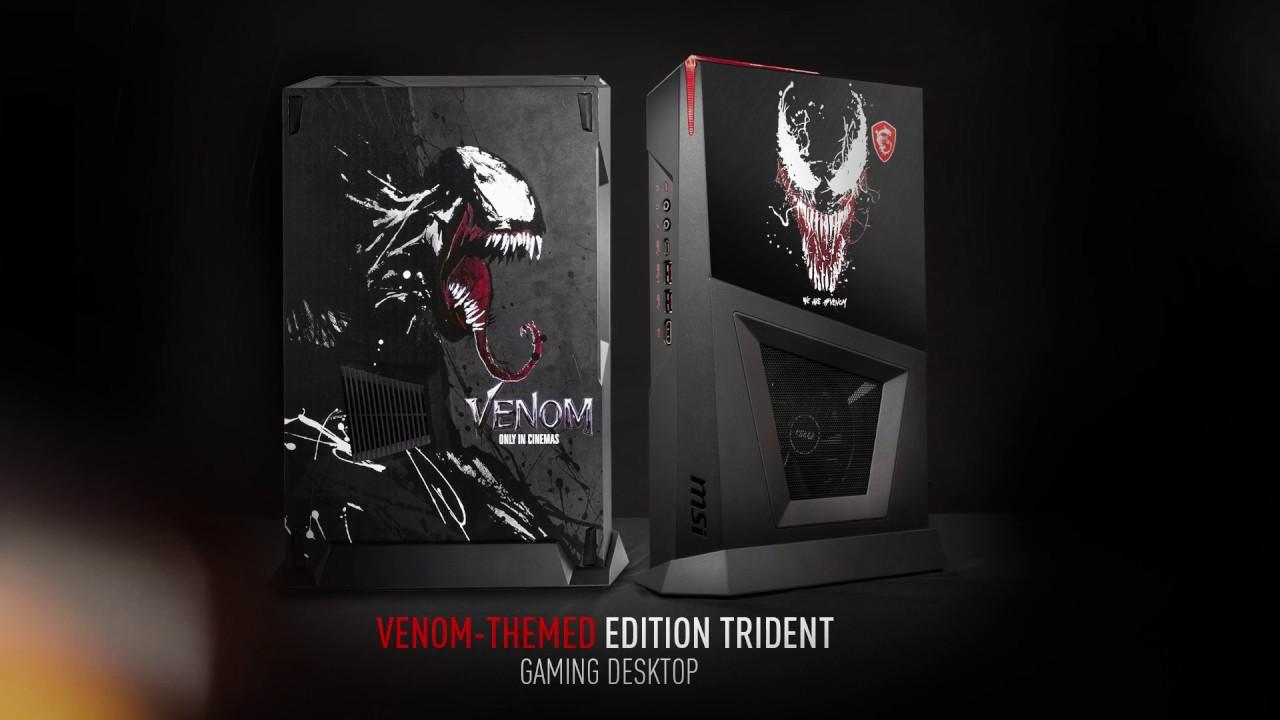 MSI vous offre un Trident Venom exclusif !