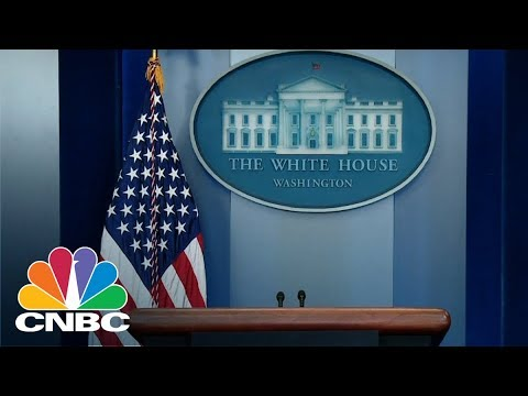 White House Holds Daily Press Briefing — Thursday Feb. 8, 2018 | CNBC