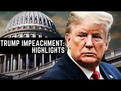Us president Impeachment