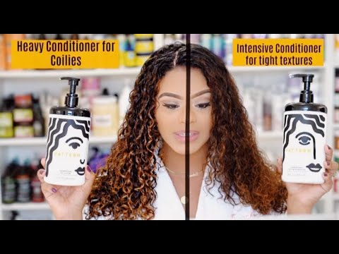 Ogx New Pracaxi Line Review Elongated Wash Go Tutorial Youtube