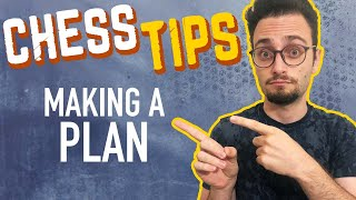 Chess Tips: How T๐ Make a Plan