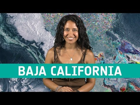 Earth from Space: Baja California