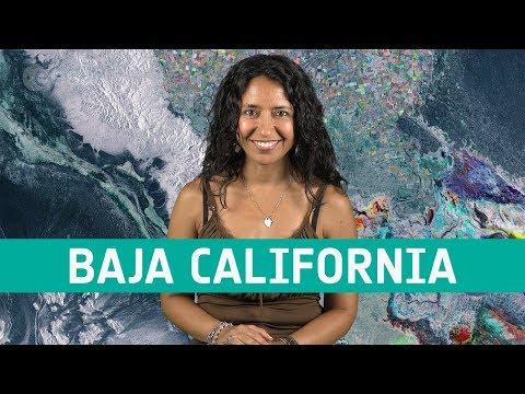 Earth from Space: Baja California
